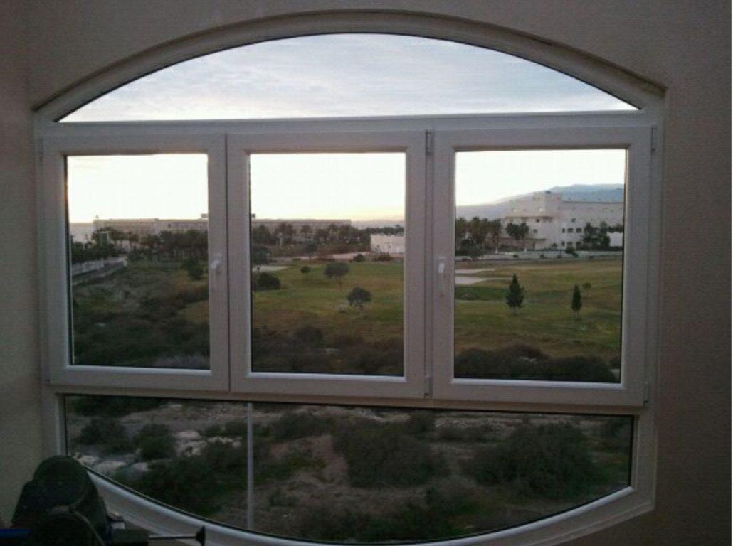 ventanas de pvc y aluminio en almer a finstral y schuco